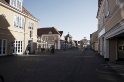 Desaturated Street