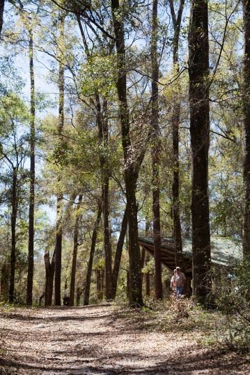 Poe Springs Trail