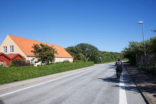 Ricky Biking