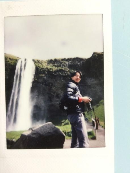 Blurry Polaroid