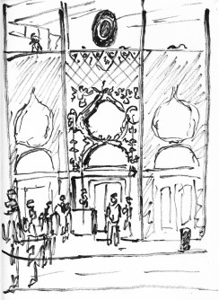 Chicago Carson, Pirie, Scott and Company Entrance