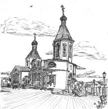 Абрау-Дюрсо Храм 2