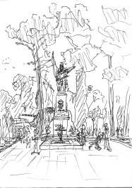Геленджик Памятник 1