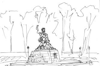 Мінск Памятник 1