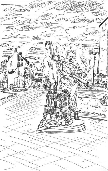 Мінск Памятник 2