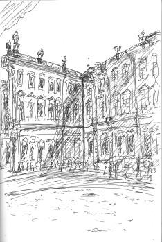 Санкт Петербург Эрмитаж 1