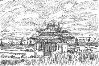 Хархорин Эрдэнэ Зуу 2 Shrine