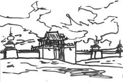 Хархорин Эрдэнэ Зуу 5 Gate