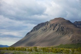 Disintegrating Mountain