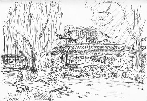 上海 豫園 Interior