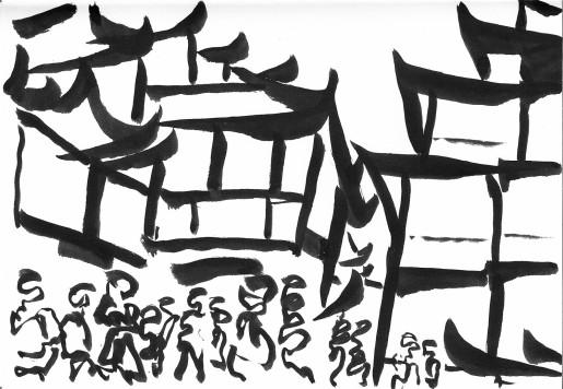 上海 豫園 Stores Grid