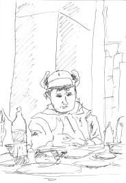 北京 大碗居 Aiden