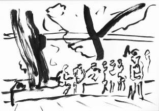 北京 明十三陵 Students