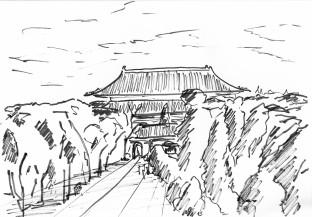 北京 明十三陵