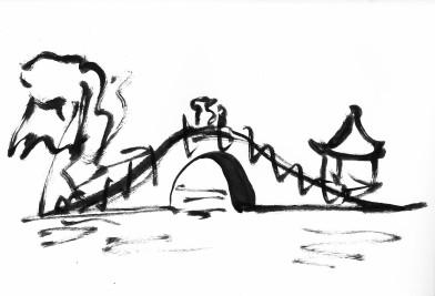揚州 瘦西湖 24橋