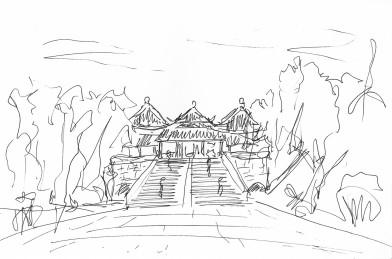 揚州 瘦西湖 5 Pagodas