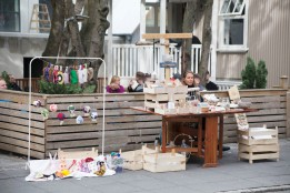 Estelle Upcycling Stand