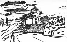 Faial Monte da Guía Igreja