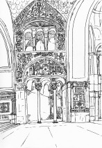 Marble Journal 6 Basilica di San Vitale