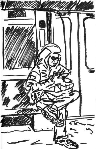 NYC Metro Hoodie