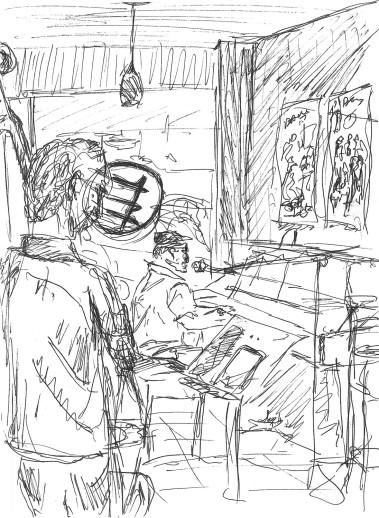 Sketch Journal 54