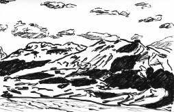 Torres del Paine Near Dickson
