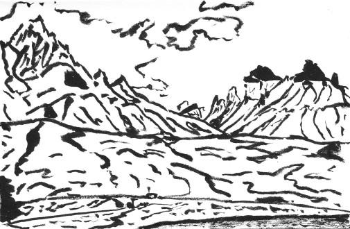 Torres del Paine Paine Grande 2