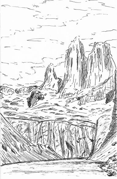 Torres del Paine Torres 3