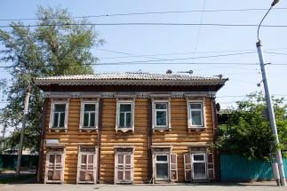 Иркутск Деревянные Дома