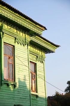 Иркутск Зелёное Окно