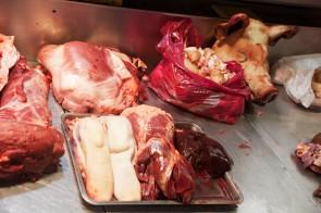 Иркутск Центральный Рынок Pig