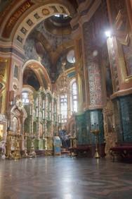 Иркутск Церков Казанской Interior 1