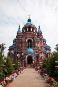 Иркутск Церков Казанской