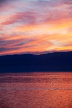 Мыс Бурхан Sunset