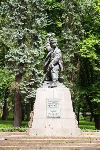 Мінск Памятник