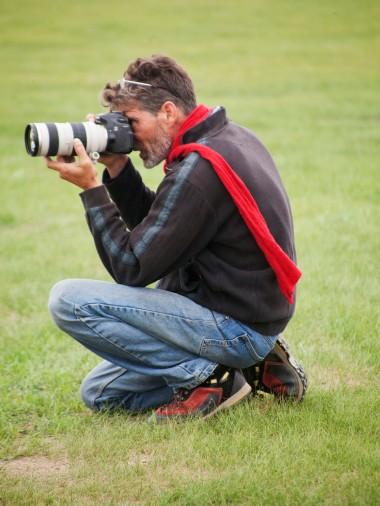 Хархорин Наадам French Cameraman