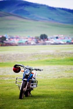 Хархорин Наадам Motorbike