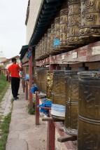 Хархорин Эрдэнэ Зуу Dharma Cylinders
