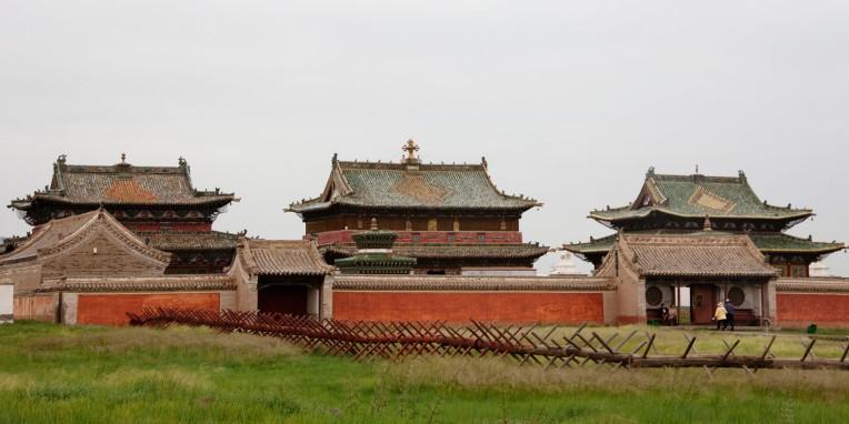 Хархорин Эрдэнэ Зуу Main Temple