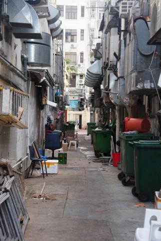 西貢 Alley
