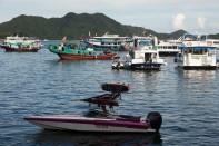 西貢 Boats