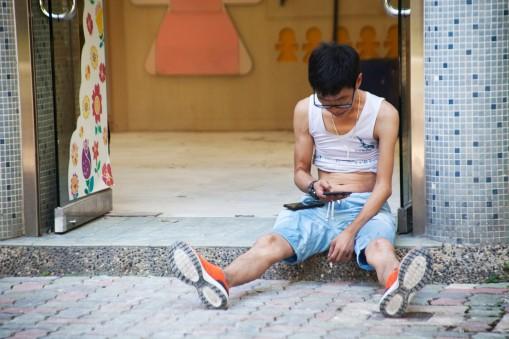 長沙灣 Worker