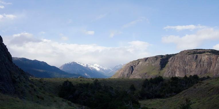 El Chaltén Valley