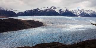 Glaciar Grey Expanse