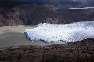 Glaciar Grey Extent