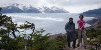 Glaciar Grey Jimmy Terrence