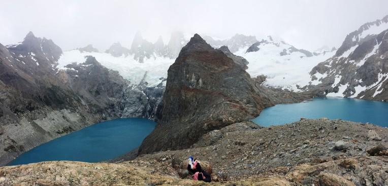 Lago de Los Tres Pano Angibles