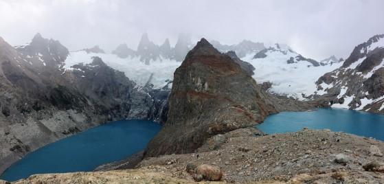 Lago de Los Tres Pano