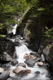 Lago Torre Hike Waterfall