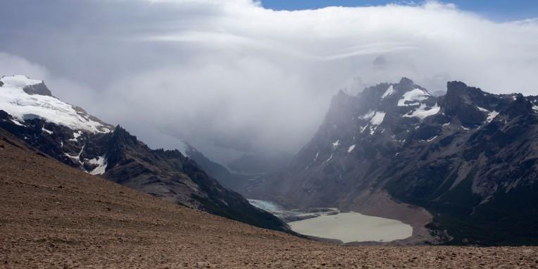 Loma del Pliegue View